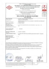 HekimBoard Flammability Test