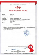 Service Adequacy Certificate