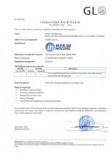 NFPA 5000 Certificate