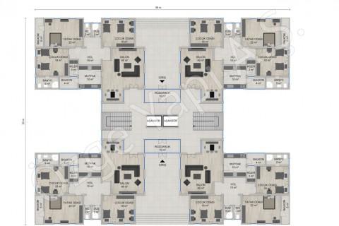 Apartment 4668 m2 - Ground Floor