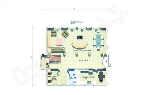 Arabic Style Villa - Ground Floor
