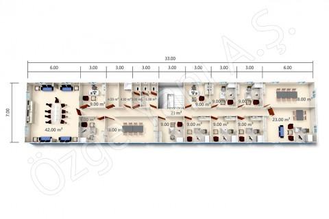BKO 273 m2 - Second Floor