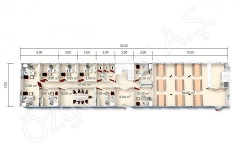 BKO 273 m2 - Ground Floor