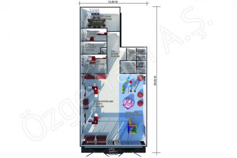 Sales Office 302 m2