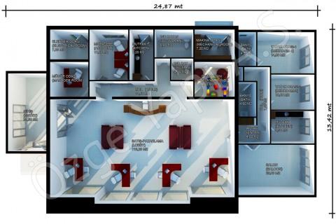 Sales Office 318 m2