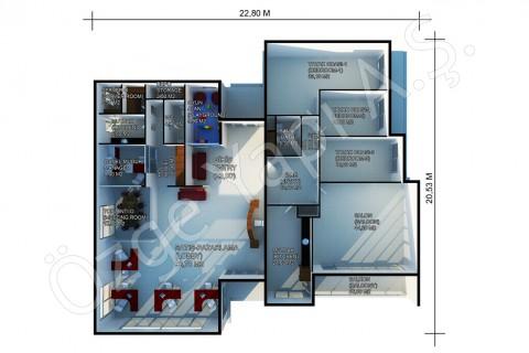 Sales Office 378 m2