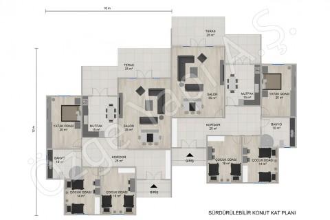 Single Storey Twin Houses