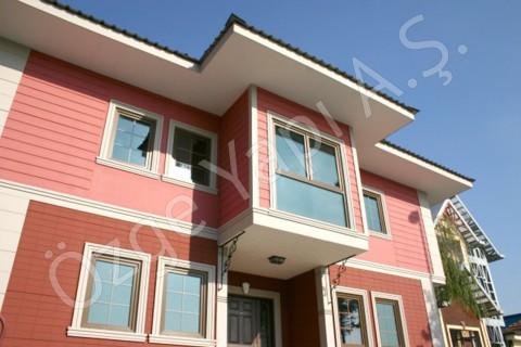 Türk Mimarisi Villa