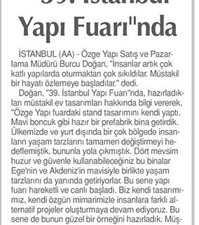 Tünaydın Newspaper