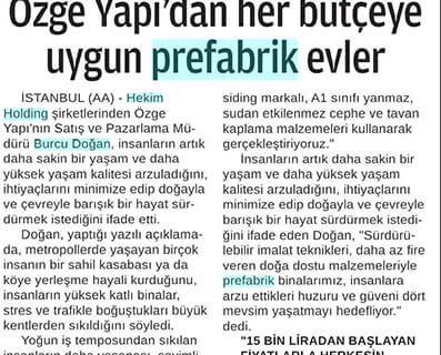 Ankara 24 Saat Magazine