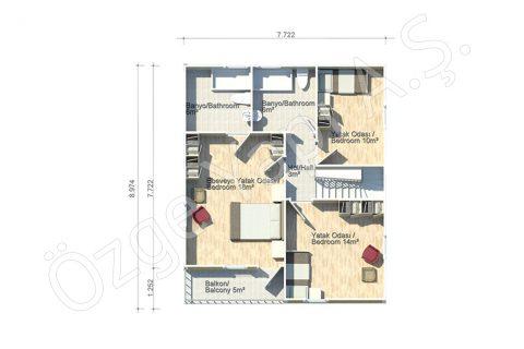 Margarit 140 m2 - First Floor