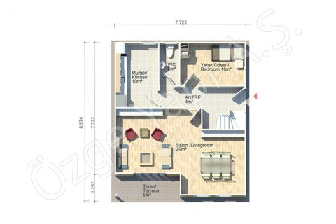 Margarit 140 m2 - Ground Floor