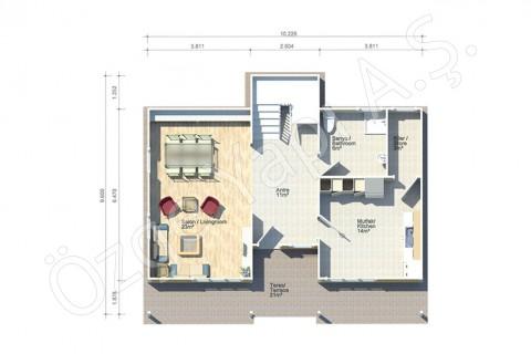 Orkide 159 m2 - Ground Floor