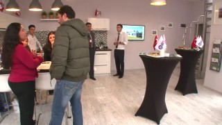 ÜlkeTV Exhibition News Program (Turkeybuild 2014)