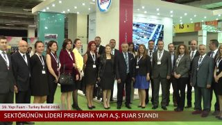 Hekim Holding is at the 2016 Building Fair with 4 Companies and 2 Enterprises