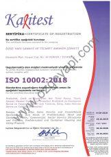 Customer Satisfaction Management System Certificate
